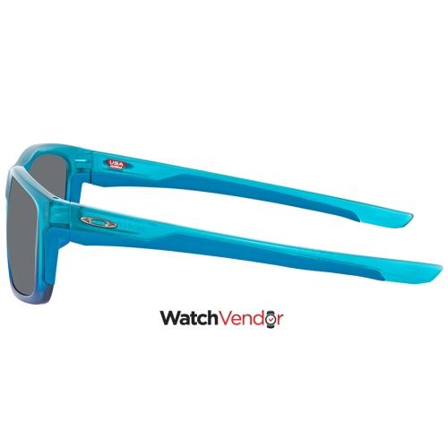 a4fe239e0e1ad Oakley Mainlink Prizm Black Rectangular Men s Sunglasses 0OO9264 926440 57