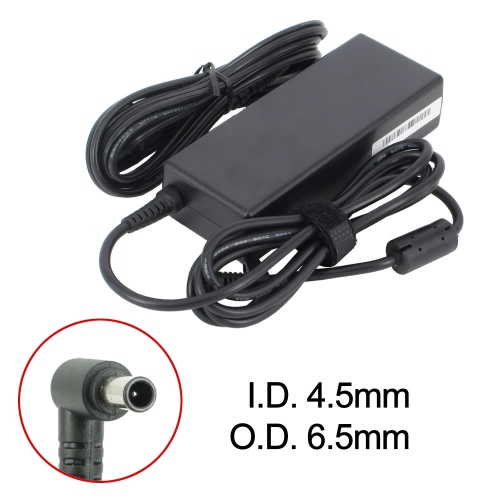 Brand New Laptop AC Adapter for Sony VAIO VGN-FJ180 Series, PCGA-AC19V10, PCGA-AC19V3, VGP-AC19V20, VGP-AC19V30, VGP-AC19V51