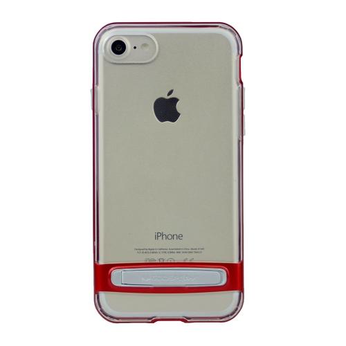 Iphone 7/8Plus Goospery Dream Stand Bumper Case, Red