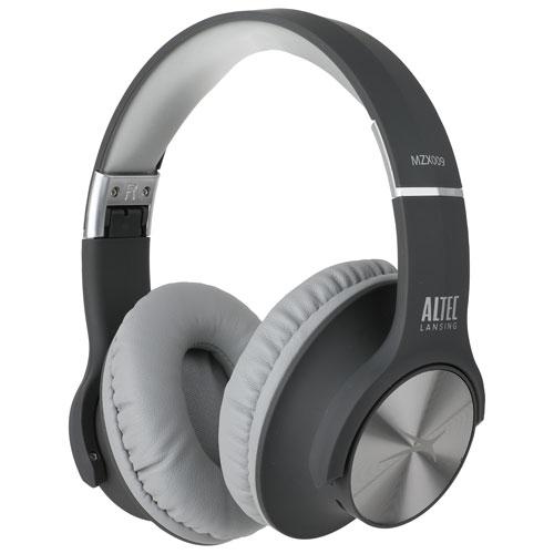 Altec Lansing R3volution X Over-Ear Bluetooth Headphones - Grey