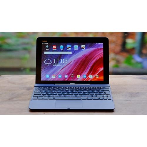 ASUS Transformer Pad TF103C-A1-Bundle 10 1-Inch Tablet with Keyboard Bundle  (Black)- REFURBISHED