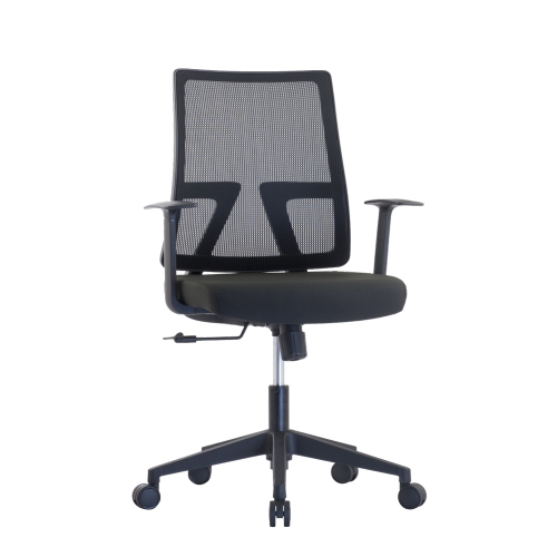 Motiongrey Executive Ergonomic Computer Desk Office Chair With Mesh Back Black Best Buy Canada