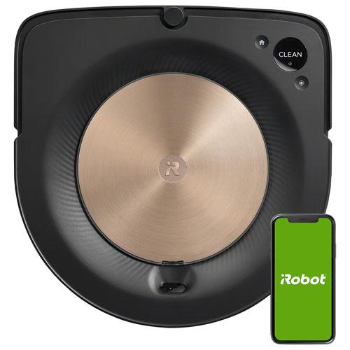 iRobot Roomba s9 Robot Vacuum - Java Black s915020