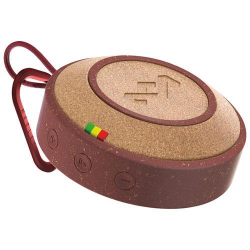 House of Marley No Bounds Waterproof Bluetooth Wireless Speaker - Red