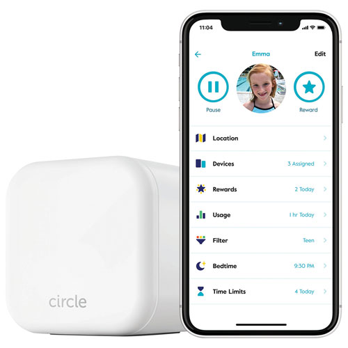 Circle Home Plus Smart Parental Control for Internet and Mobile Devices