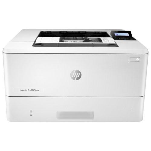 HP LaserJet Pro Monochrome Laser Printer - White
