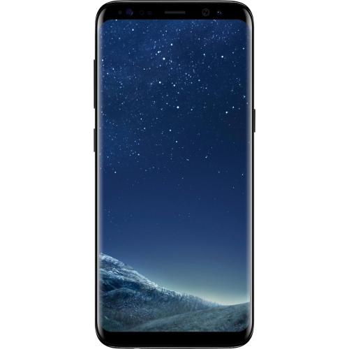 Samsung Refurbished Galaxy S8 64GB Smartphone - Midnight Black - Unlocked