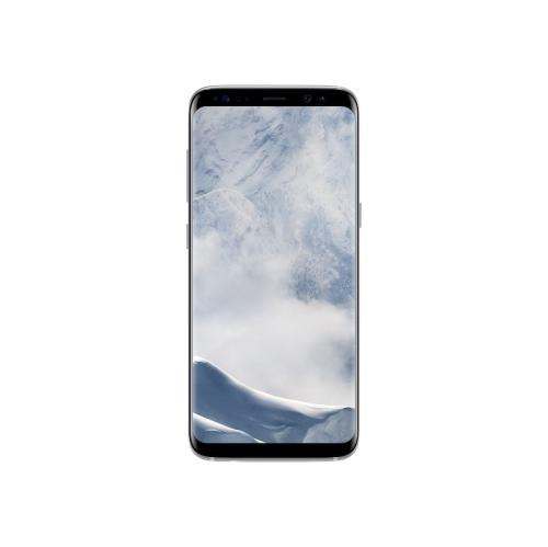Samsung Galaxy S8 64GB Smartphone - Arctic Silver - Unlocked - Certified Refurbished