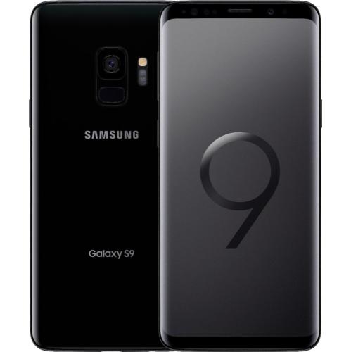 Samsung Galaxy S9 64 Go Téléphone Intelligent - Noir minuit - Déverrouillé - Certifié remis à neuf