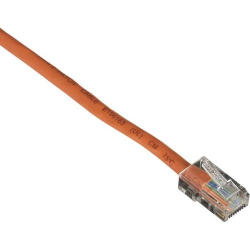 Blue Black Box GigaTrue 3 CAT6 550-MHz Lockable Patch Cable 6-ft. 1.8-m UTP