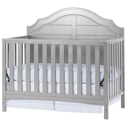 Child Craft Penelope 4-in-1 Convertible Crib - Grey
