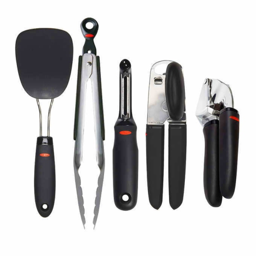 Oxo 5 Piece Kitchen Essentials Set Best Buy Canada