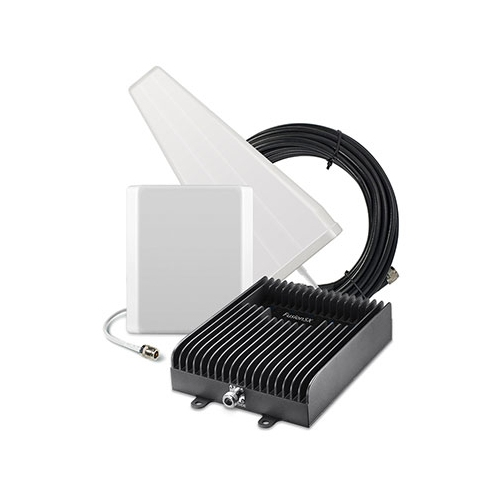 Surecall Fusion5x 2.0 YP [Up to 25000 Sq ft] In-Home Cell Phone Signal Booster Kit for Home/Office, All Carriers 3G/4G LTE