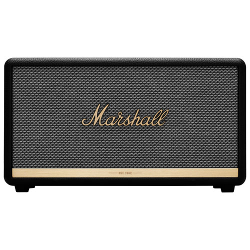 Marshall Stanmore II Bluetooth Wireless Speaker - Black