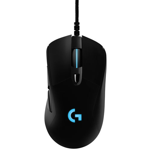 Logitech G403 HERO 16000 DPI Optical Gaming Mouse - Black Reviews
