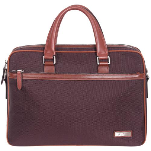 """Gino Ferrari Tunis 14"""" Laptop Bag - Copper"""