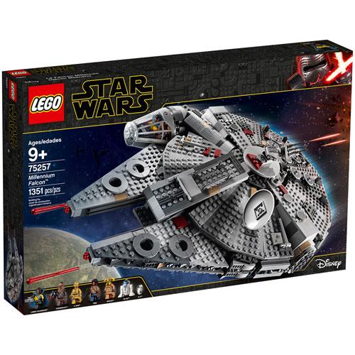 LEGO Star Wars: Millennium Falcon - 1351 Pieces