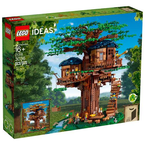 LEGO Ideas: Tree House - 3036 Pieces