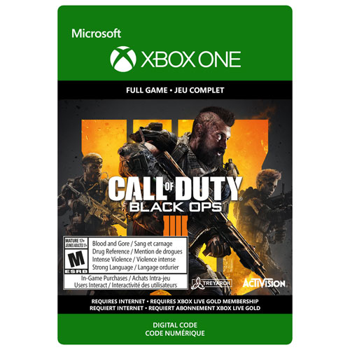 Call Of Duty Black Ops 4 Xbox One Digital Download Best Buy