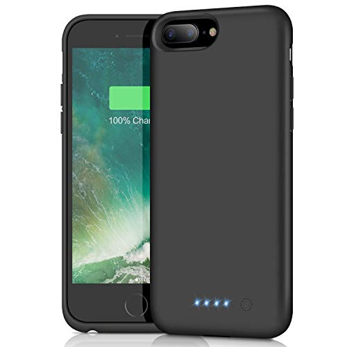 Battery Case For Iphone 6s Plus 6 Plus 8 Plus 7 Plus Kilponen 8500mah Portable Rechargeable Charging Case For Iphone 8 Best Buy Canada