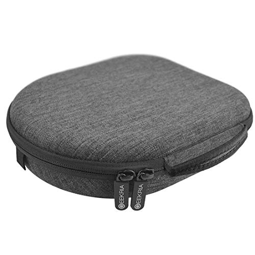 Geekria UltraShell Plus Headphones Case for BeoPlay H2 H6 Sony MDR-XB950BT // Hard Shell Carrying Case//Headset Protective Travel Bag with Space for Cable H9 H7 H8 Charger and Accessories