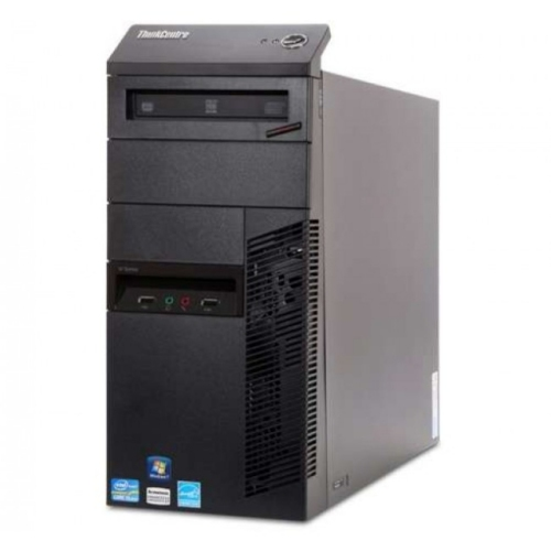 Lenovo Think Centre M93p Tower Refurbished Intel Core I7 4770 3 4ghz 16gb 240gb Ssd Windows 10 Pro 1 Year Warranty Best Buy Canada