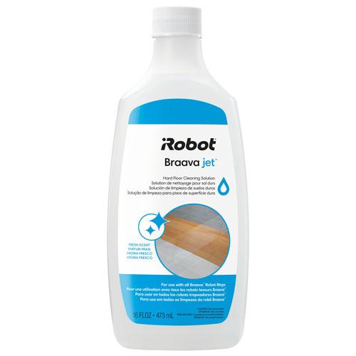 Solution de nettoyage pour plancher dur Braava Jet de 473 ml d'iRobot