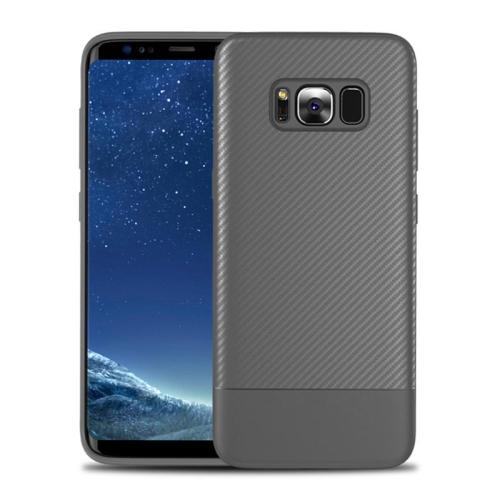 PANDACO Étui souple ajusté pour Samsung Galaxy S8