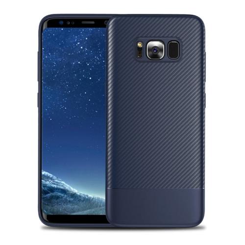 PANDACO Étui souple ajusté pour Samsung Galaxy S8+