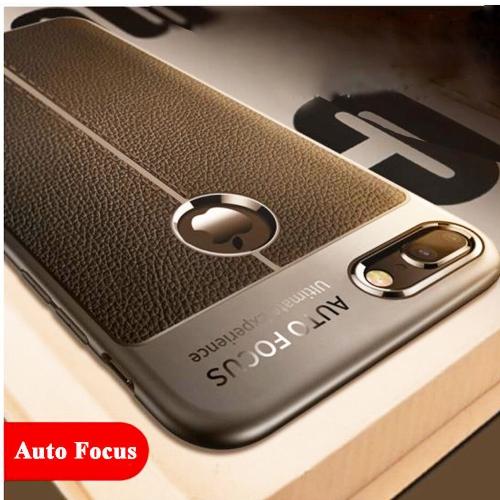 Auto Focus Coque Etui DE Protection Anti-Choc Anti-Rayure en Silicone Souple Haute Qualite pour iPhone 7 / 8