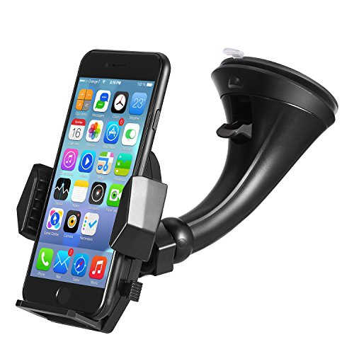 Car Mount Holder Getron Windshield Dashboard Universal Car Mobile Phone Cradle For Iphone 7 Plus 7 6s Plus 6s Se 5s 5c Best Buy Canada