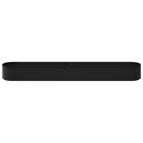 Sonos Beam Sound Bar - Black - Refurbished