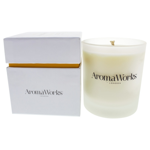Serenity Candle Medium by Aromaworks for Unisex - 7.76 oz Candle