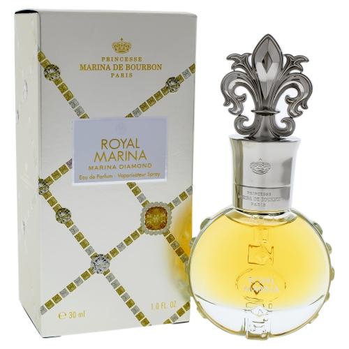Royal Marina Diamond by Princesse Marina De Bourbon for Women - 1 oz EDP Spray