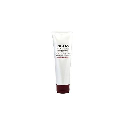 Deep Cleansing Foam by Shiseido for Women - 4.4 oz Cleanser