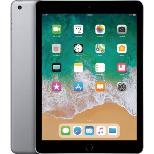 Apple iPad 9,7 pouces - Wi-Fi - 128Go - Gris cosmique - Remis à neuf