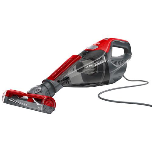 Dirt Devil Scorpion Plus Handheld Vacuum - Red