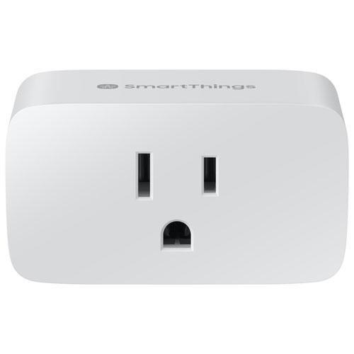 Samsung SmartThings Wi-Fi Smart Plug GP-WOU019BBBWD