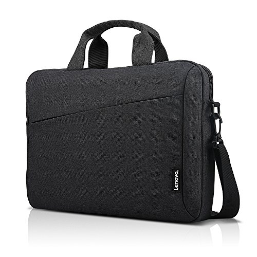 Lenovo Laptop Carrying Case T210, fits for 15.6-Inch Laptop/ Tablet, Sleek Design and Water-Repellent Fabric,