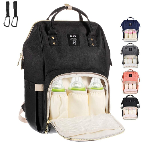 Diaper Bag Backpack Multi-Function Waterproof Travel Backpack Nappy Bag for Baby Care