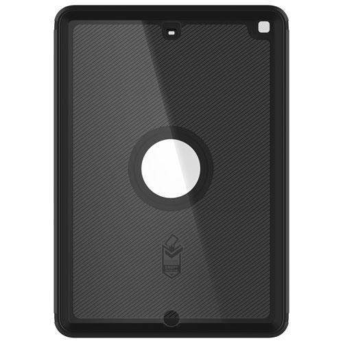 """OtterBox Defender Rugged Case for iPad 10.2"""" - Black"""