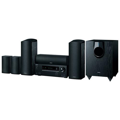 Système de cinéma maison 5.1.2 canaux Dolby Atmos HTS-5910 d'Onkyo