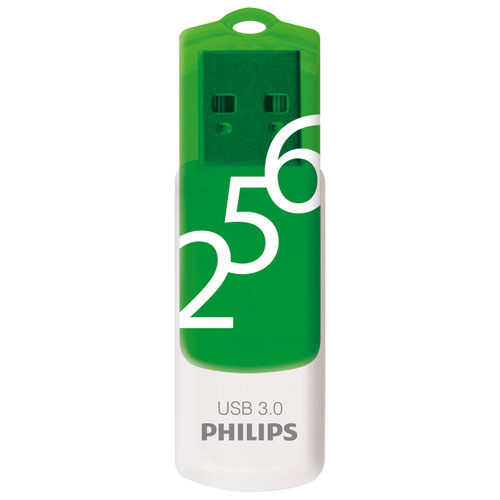 Phillips Vivid 256GB USB 3.0 Flash Drive