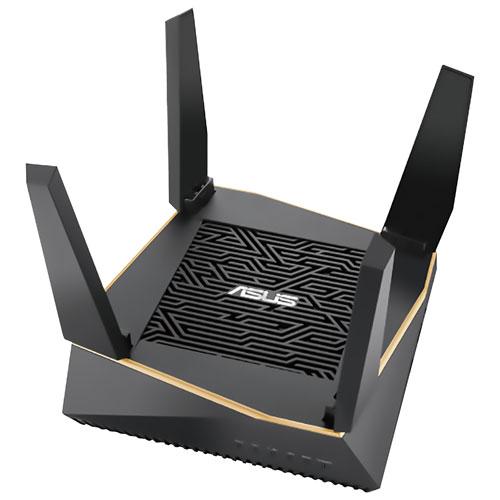 Asus AX6100 Whole Home Mesh Wi-Fi 6 System (RT-AX92U/CA)
