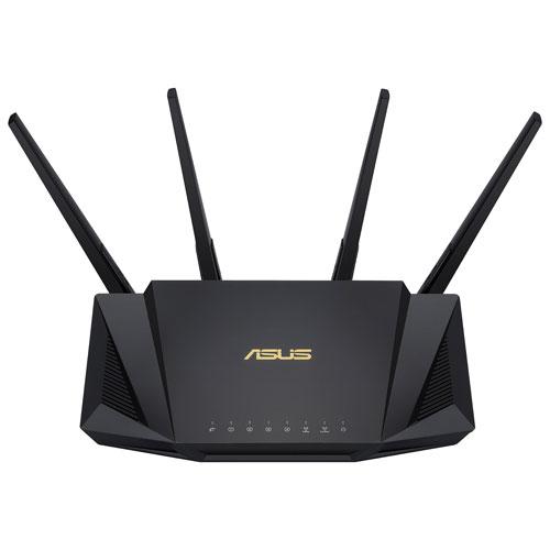 Asus Wireless AX3000 Dual-Band Mesh Wi-Fi 6 Router (RT-AX58U)