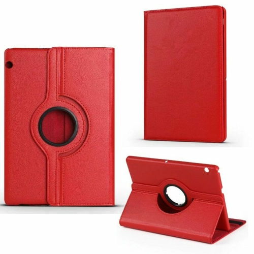 【CSmart】 360 Rotating PU Leather Stand Case Smart Cover for Huawei Mediapad Tablet T5 10 10.1