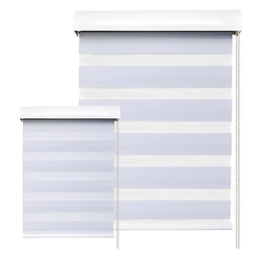 Hauz 4884WHT Alternate Light Filtering Blind Window Roller Shade 48'' X 84'' White