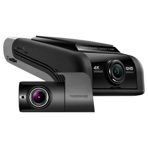 Thinkware U1000 4K UHD Dash Cam with Rear Camera & Wi-Fi