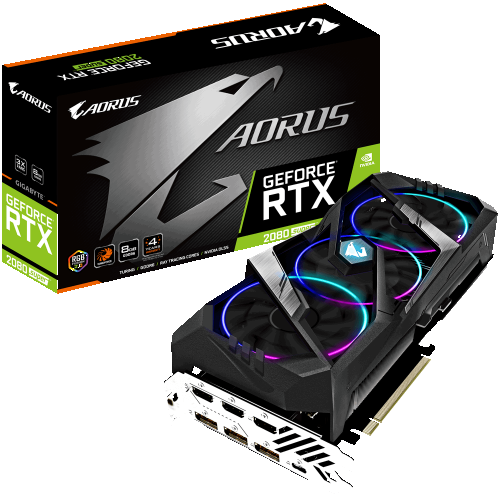 Gigabyte AORUS GeForce RTX 2080 SUPER 8G   Best Buy Canada