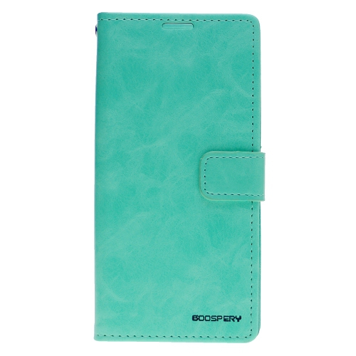 TopSave Goospery Bluemoon Diary For Samsung Galaxy A50, Teal